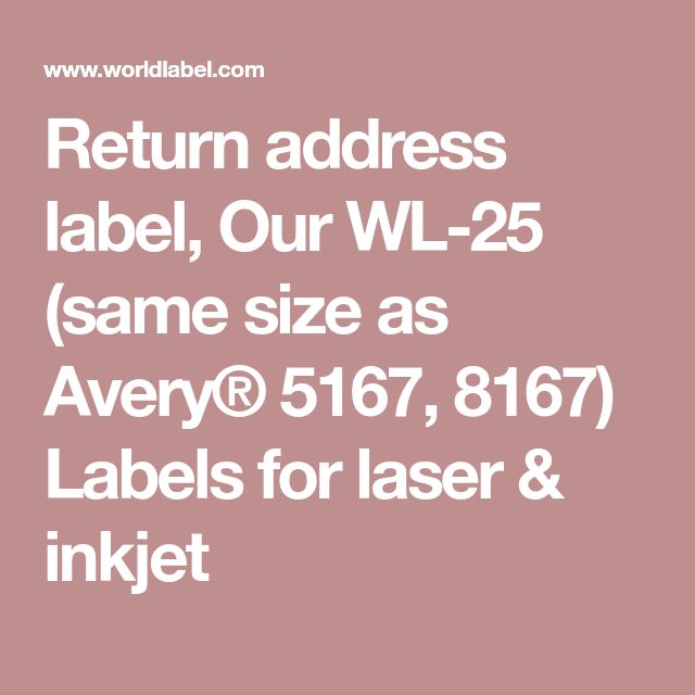 best 25  address label template ideas on pinterest