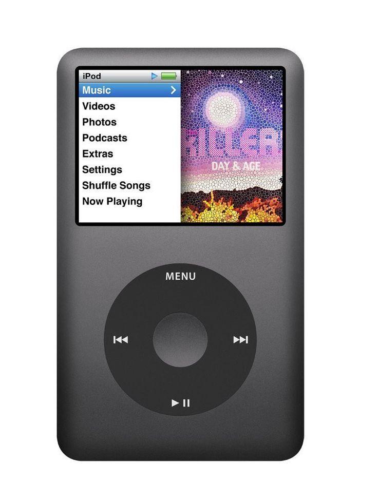 iPod Classic 7th Generation 160GB