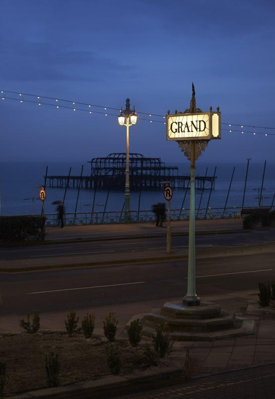 Enjoy a stay at The Grand Hotel in Brighton and look out onto the beautiful views. Find out more here: www.devere-hotels.co.uk/The-Grand