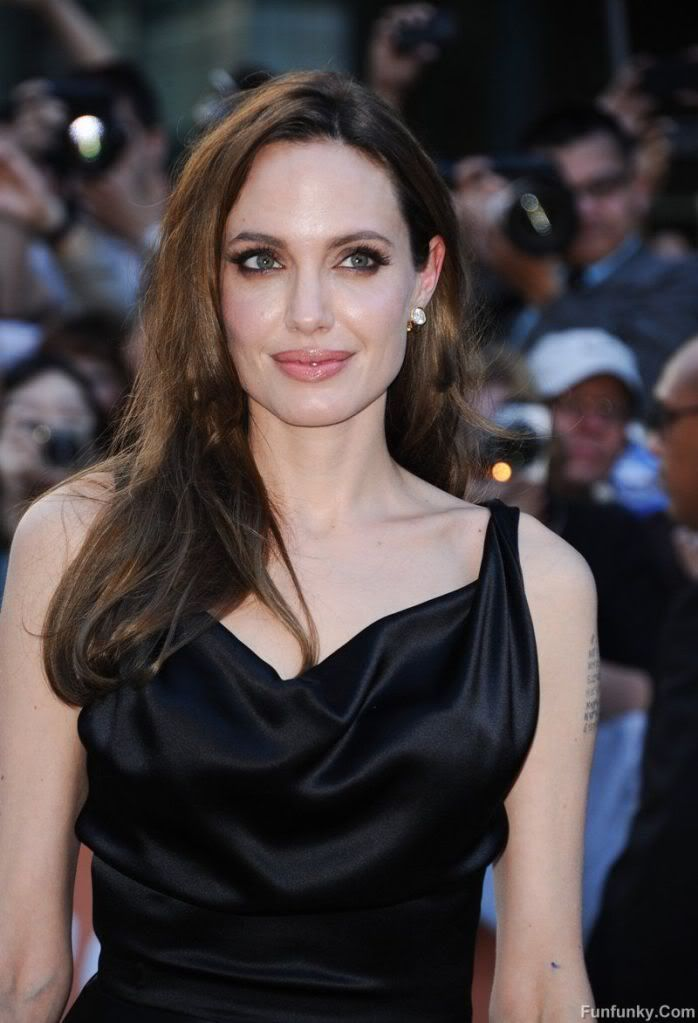 Angelina Jolie at TIFF : Global Celebrtities (F) - FunFunky.com