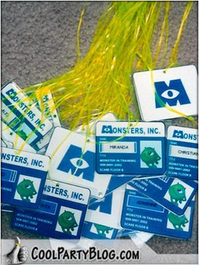 monsters inc party supplies - Google Search