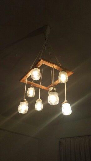 Oltre 1000 idee su Luce Fai Da Te su Pinterest   Lampadario Fai Da Te, Lettere Luminose e     -> Lampadario Ombrello Fai Da Te
