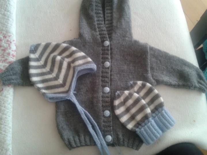 Lidt vintertøj til Valdemar