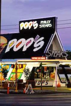 Are you looking for the best darn philly cheesesteak you've ever tasted?  Then you've got to try POP's, the original philly cheesesteak restaurant in Las Vegas, Nevada.  POP's philly cheesesteaks are not just close to the real thing, they are the real thing. POP's special orders all of its high quality cheesesteak ingredients including rolls, meat, cheeses, everything except fresh produce, directly from the City of Brotherly Love; Philadelphia.