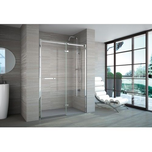 Featuring fresh, curved lines and designer chrome handling, Merlyn 8 Series 1 door quad 900mm shower enclosures, fit nearly in every bathroom. Here at, Bathrooms Direct Yorkshire, we have it all for you, from a replacement tap to complete bathroom suite, at affordable prices.