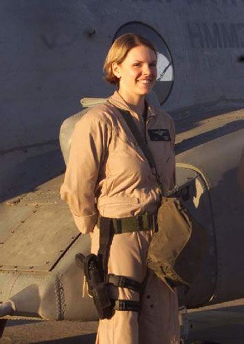 Marine Capt. Jennifer J. Harris  Died February 7, 2007 Serving During Operation Iraqi Freedom  28, of Swampscott, Mass.; assigned to Marine Medium Helicopter Squadron 364, Marine Aircraft Group 39, 3rd Marine Aircraft Wing, I Marine Expeditionary Force, Camp Pendleton, Calif.; died Feb. 7 when the helicopter she was flying in crashed while supporting combat operations in Anbar province, Iraq.