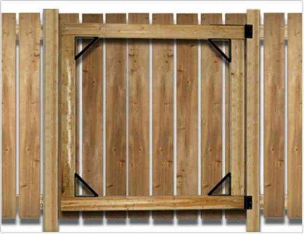Best driveway fence images on pinterest