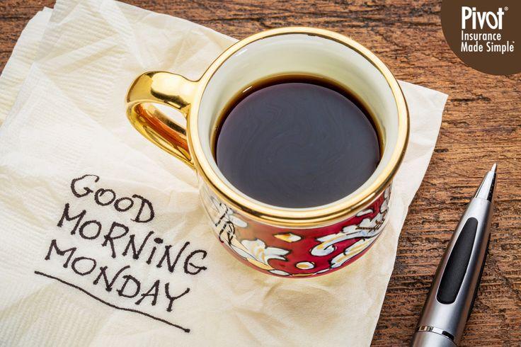 #GoodMorning! #HappyMonday #Java #CupOJoe #Coffee #LiveLifeToTheFullest