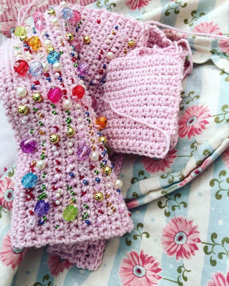 We on Facebook: http://ift.tt/2jRHDjd Beautiful Beaded Jewelry #underbeads by @underbeads Check our #AmazingPhoto WEBSTA: Så langt så godt  #hækle #hæklerier #hækling #hæklefreak #crochet #crocheting #crochetlove #kreativ #perler #perlehækling #beadcrochet #handmade #håndlavet #håndarbejde #forår