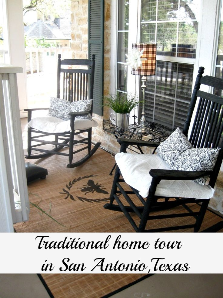 #Traditional #home tour in San Antonio #Texas