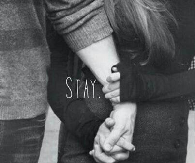 το πιο ασχημο συναισθημα  να ζητησεις σε καποιον να μεινει  τη στιγμη που εκεινος φευγει
