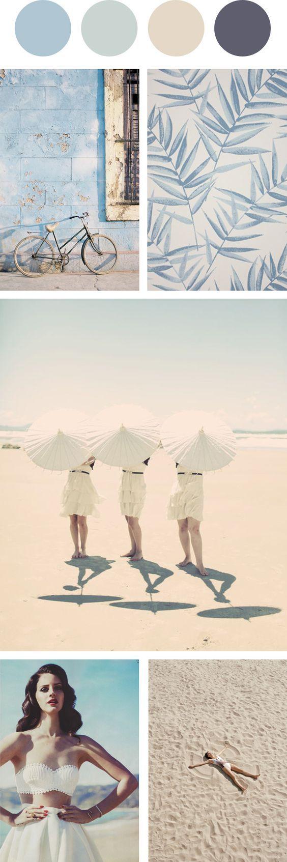 Ein Tag voller Sonne, Luft und Weite - denkt man an den hellen Farbtyp denkt man an Leichtigkeit und Frische! Kerstin Tomancok / Image Consultant