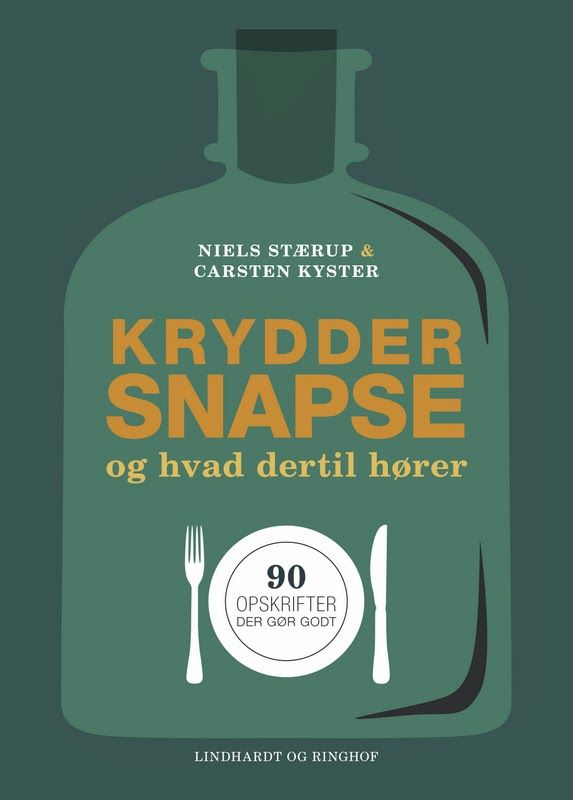 KRYDDERSNAPSE - Schnapps with spices