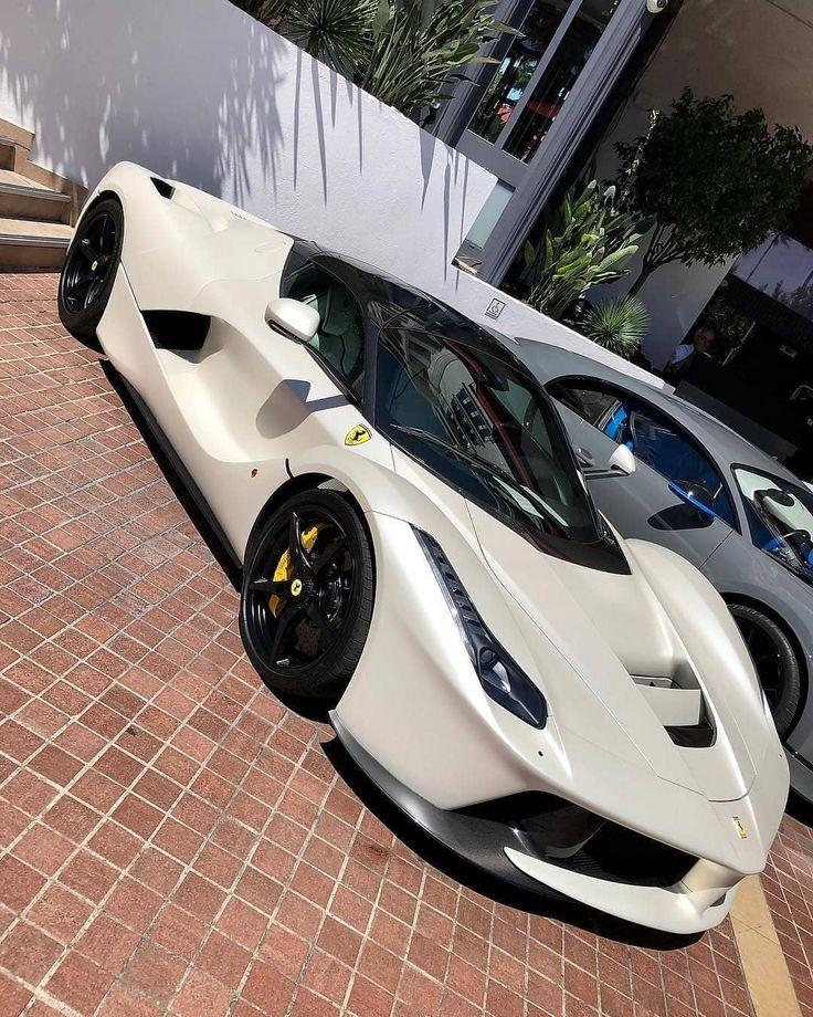 """Cars Supercars Hypercars  313k on Instagram: """"Stunning Ferrari LaFerrari in Bl…"""