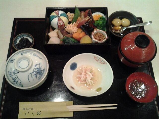 懐石料理 生尾(いくお)