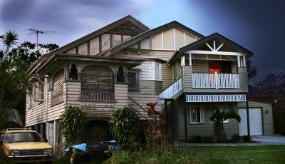 Arquitectura queenslander-BRISBANE (AUSTRALIA)