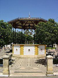 Coreto do Jardim da República (chamusca)