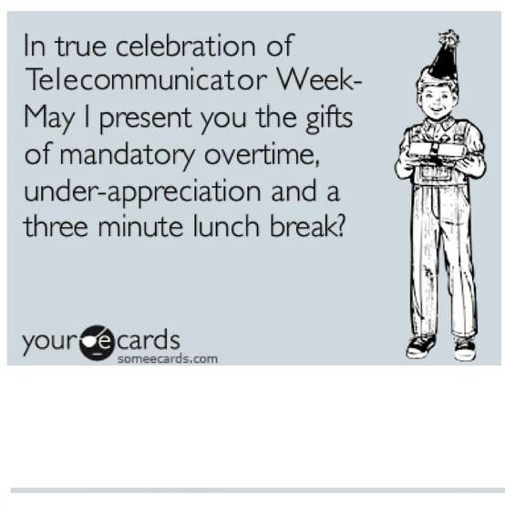 Lunch break? Whatu0027s that? Dispatcher Pinterest Police humor - dispatcher job description