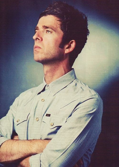 Noel Gallagher The Chief