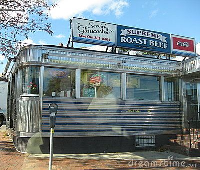 61 Best Retro Diners Images On Pinterest Retro Diner