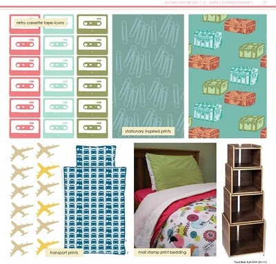 Rush Hour Bedding by Ferm