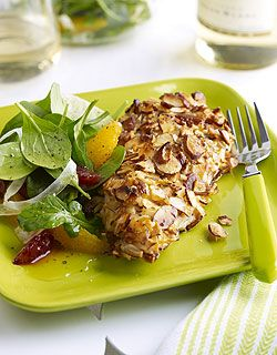 ... , Fennel Arugula, Orange Crusted, Favorite Recipes, Crusted Chicken