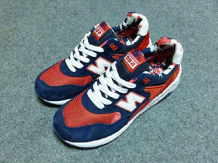 New Balance 580 Royal Blue Red Running Shoes $54.00 http://www.topshoes2017.com/new-balance-580-c-1/