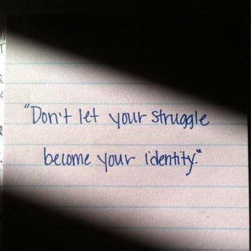 identity...