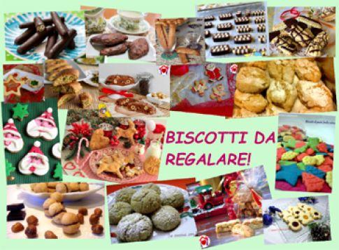 Biscotti da regalare - Raccolta da vari blog #Biscottidaregalare