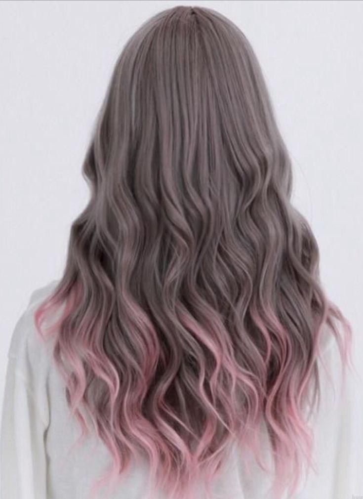 25 beautiful dip dye hair ideas on pinterest dip dye dip dyed pink dipdye hair pmusecretfo Gallery