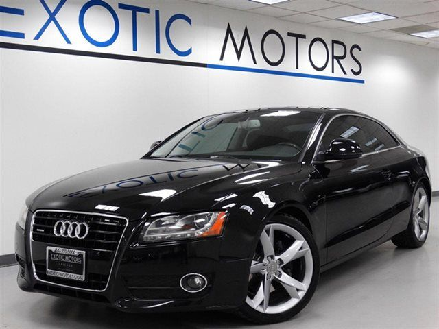 "2009 AUDI A5 3.2 QUATTRO NAV HEATED-SEATS BANG&OLUFSEN/6-CD 19""WHEELS XENONS. http://www.exotic-motors.com/detail-2009-audi-a5-2dr_coupe_automatic-used-13325322.html"