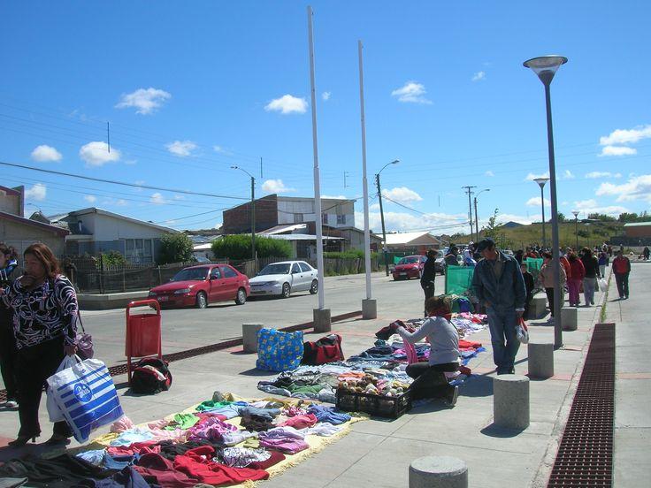 Mejoramiento Av. Circunvalación, barrio Alfredo Lorca. Punta Arenas 2009. Seremi Minvu región de Magallanes