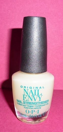 If you have weak and peeling nails - this may help your nails! It has helped mine and I can't live without this now - check out my review here http://www.danniibeauty.blogspot.com.au/2014/02/opi-original-nail-envy-nail.html