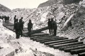 Building the rail road