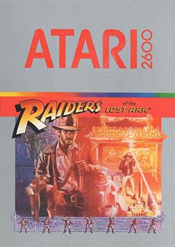 Raiders of the Lost Ark.