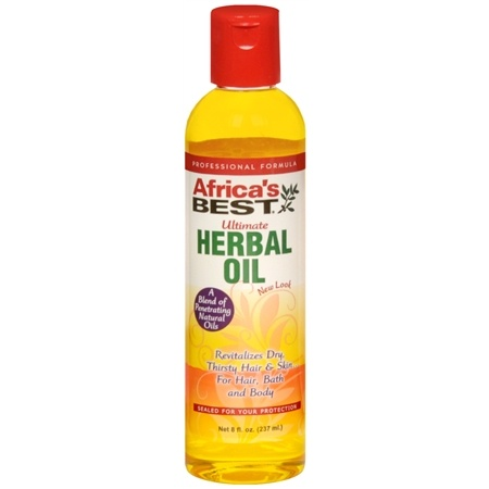 African American hair products. Give in and find a bottle of this at Wal-Mart for $2!  You warm it in water and let it soak into your hair for 5-10 minutes and then rinse it out!  It makes your hair so soft and shiny!  It also says you can use it on your skin so rub it on your skin and rinse it off in the shower your skin will feel fab! :)