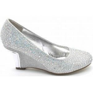 Wholesale Pretty Mid Heel Shoes for Ladies - Wilfordshoes