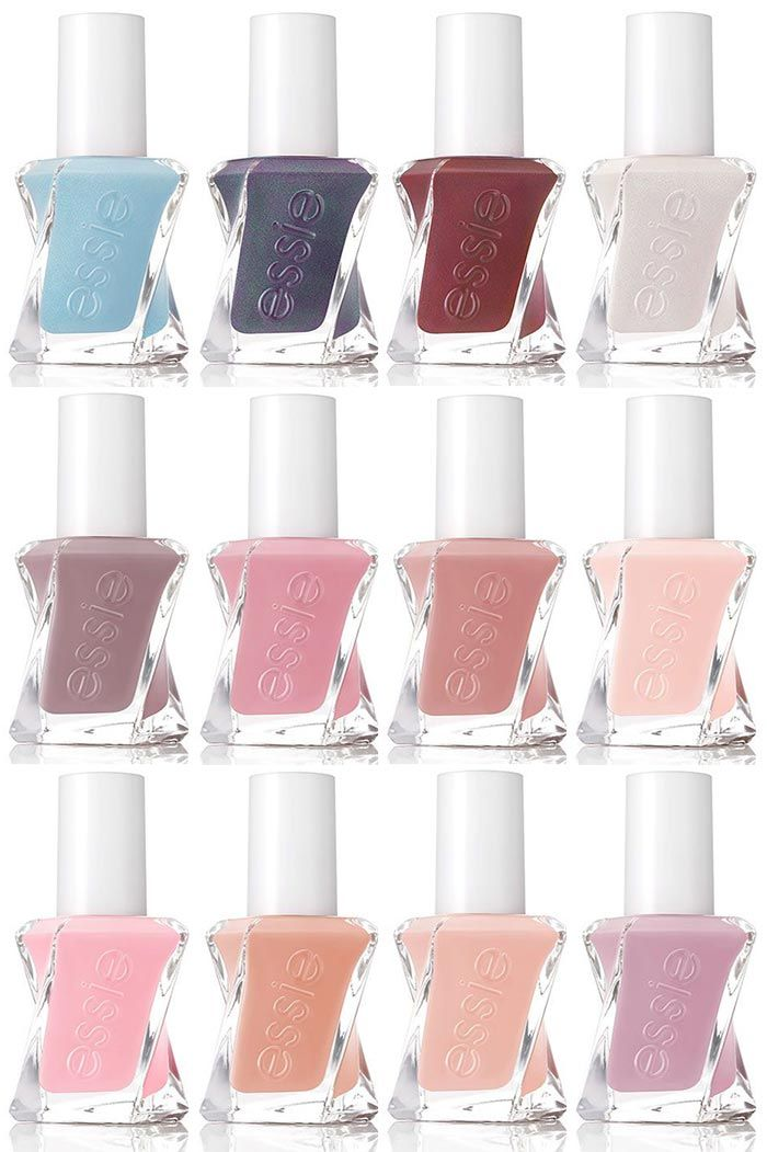 Essie Gel Couture Nail Polishes Summer 2016: See All The Colors ...