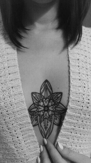 27 best mural das tatuagens e afins images on pinterest for Chest mural tattoos