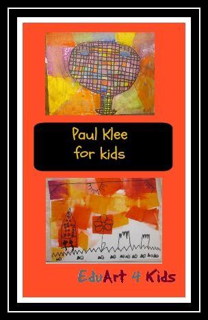 Paul Klee for Kids – 2 Activities