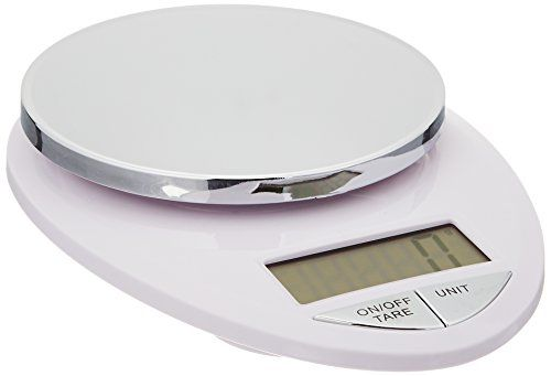 Why I Use a Digital Kitchen Scale | It's a more measurement | It's great managing portions for diests | Using a kitchen scale yields more consistent results in cooking | measures ounces, pounds, grams and kilograms (affiliate)