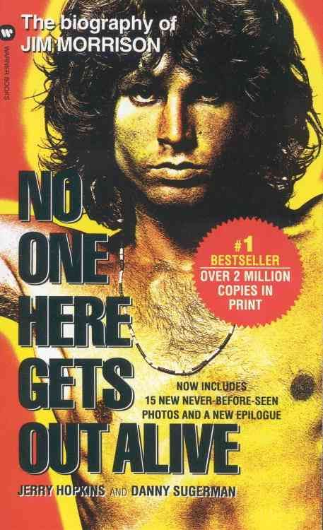 Here is Jim Morrison in all his complexity-singer, philosopher, poet, delinquent-the brilliant, charismatic, and obsessed seeker who rejected authority in any form, the explorer who probed the bounds