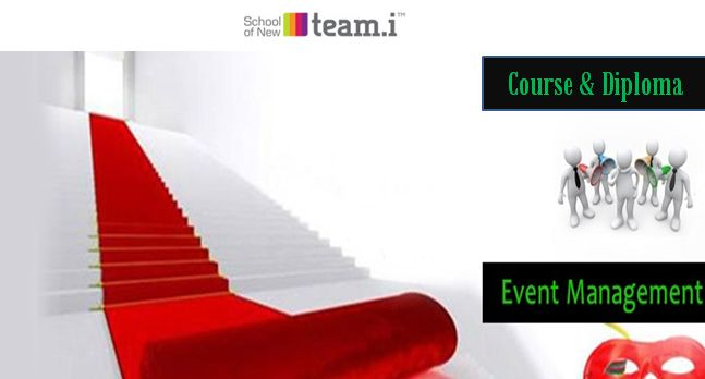Diploma in event management courses in Bangalore - Team.i school of new