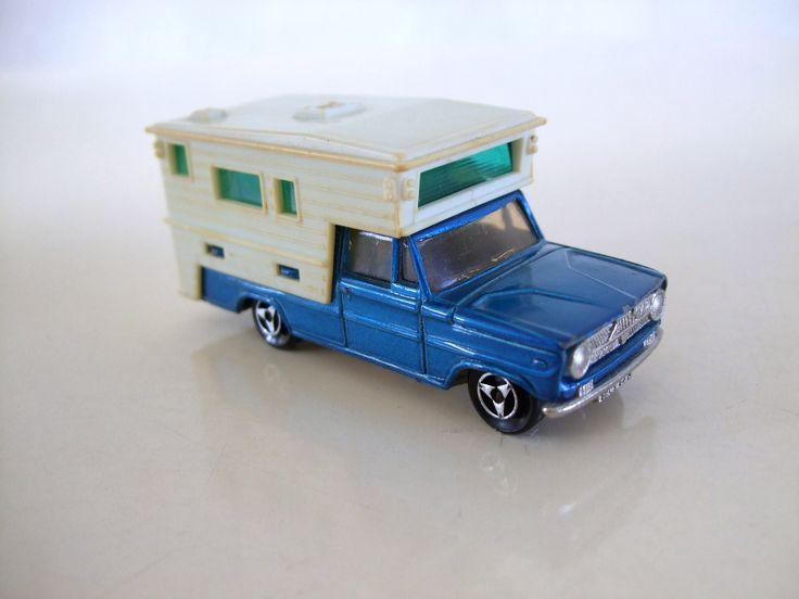 Camping-Car Majorette