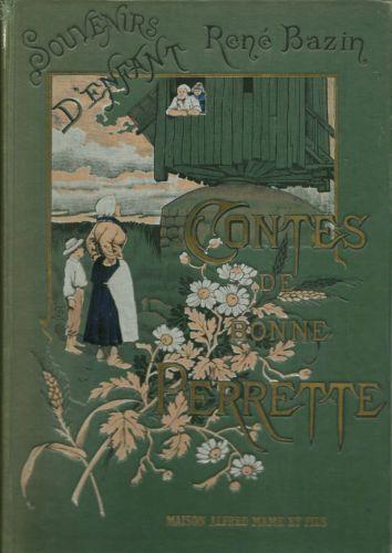 CONTES-DE-BONNE-PERRETTE-SOUVENIRS-DENFANT-Rene-BAZIN