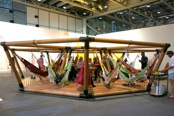 """Art Basel 2015: Interactive art installations  http://www.coolhunting.com/culture/art-basel-2015-installations?utm_source=sendicate&utm_medium=email&utm_campaign=2015-06-19+CH+Daily+for+19+June+2015 See also: Claire Bishop's """"Participation and Spectacle: Where Are We Now? https://www.pinterest.com/pin/533958099546087087/"""