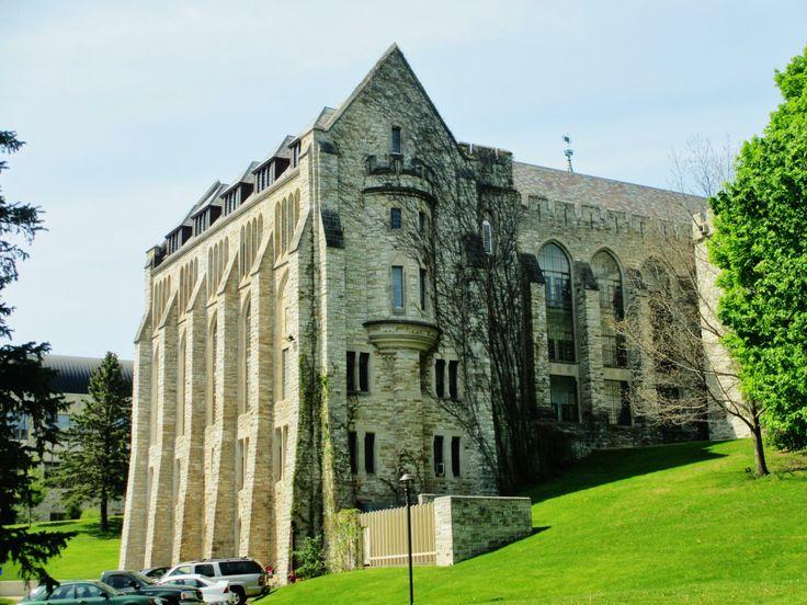 St. Olaf College, MN