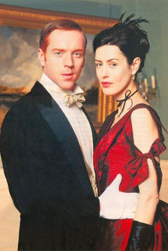 Love Downton Abbey? Try The Forsyte Saga. Featuring Homeland's own Sgt. Nicholas Brody (a.k.a. British actor Damian Lewis), this show about a stuffy English family through the generations has all the period-piece drama of Downton, presented in a far more engrossing, realistic manner. Don't be thrown off by the massive time jumps in the first few episodes — once this show falls into place, it's unbelievably hard to turn off. Photo: Courtesy of WGBH. #refinery29…