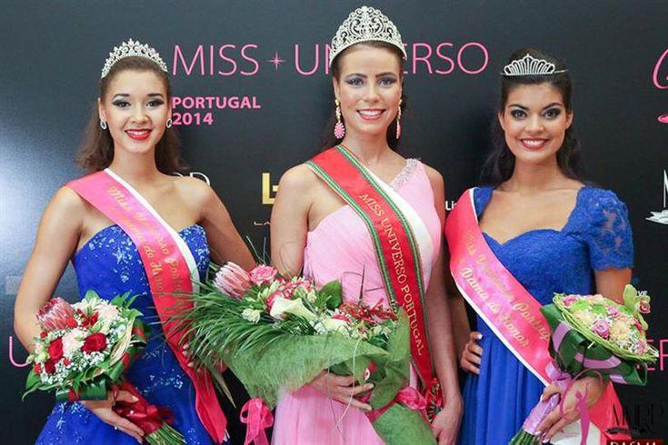 Miss Universe Portugal 2014 Berkunjung ke Indonesia