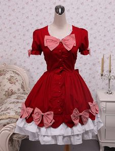 Vestidos de lolita dulce, lolita rosa, lolita princesa - Lolitashow.com